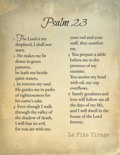 Psalm 23 Scripture The Lord is My Shepherd Instant Psalm 91 Prayer, Prayer Scriptures, Bible Prayers, Faith Prayer, God Prayer, Prayer Quotes, Bible Verses Quotes, Powerful Scriptures, Healing Scriptures