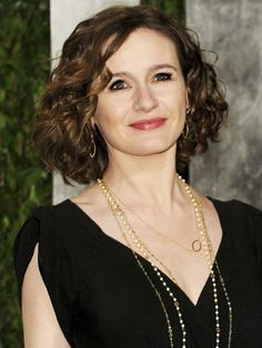 emily mortimer as featured in marie claire - just love her, smart and cute!
