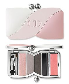 Dior Cherie Bow Palette - Limited Edition - Makeup - Beauty - Macy's