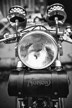 Norton Atlas, Cafe Racer 1965 - JoBentdal_009