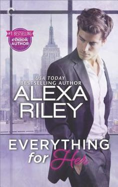 Best way to beat the post-Christmas blues is with a full length, sexy, and OTT Alexa Riley romance.