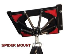 If you have a heavy punching bag and it's shaking the house, you got to check out the SPIDER MOUNT by Firstlaw Fitness. This is the quietest heavy bag hanger on the market.