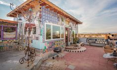 Tile House (Twentynine Palms, California) - The World's Most Amazing Airbnbs - Photos