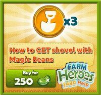 goto http://bubble-witch-saga.se/farm-heroes-saga-use-magic-beans-for-boosters/ HOw To Get Shovel With Magic Beans In Farm Heroes Saga Photo:  This Photo was uploaded by Peetra_album. Find other HOw To Get Shovel With Magic Beans In ...