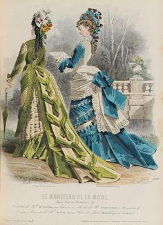 Le Moniteur de la Mode 1875 (I)