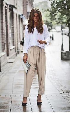 bayan pantalon kombinleri 2017 - Kadın ve Trend - Moda , Güzellik , ve Sağlık Blogu