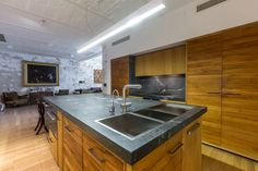 Silver grey granite countertop Kitchen Tops, Granite Countertops, Home Decor, Granite Worktops, Interior Design, Home Interior Design, Home Decoration, Decoration Home, Interior Decorating