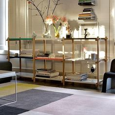 WOODY Shelving System - created in the spirit of modernism, HAY - deco and design