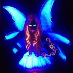 Glow in the Dark Body Paint ...XoXo