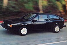 Lost Cars of the 1980s – Volkswagen Scirocco Mk II