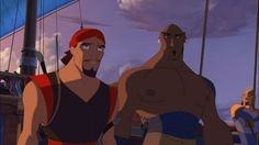 Sinbad: Legend of the Seven Seas (2003) - Disney Screencaps