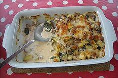 Zucchini - Auflauf, ein gutes Rezept aus der Kategorie Gemüse. Bewertungen: 152. Durchschnitt: Ø 4,4.