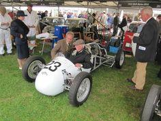 1952 Kieft Norton CK52 500cc Formula 3 at GR 2015