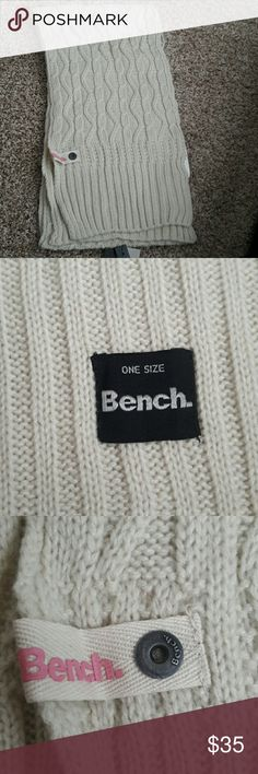 Bench scarf knitted bench scarf Bench Accessories Scarves & Wraps