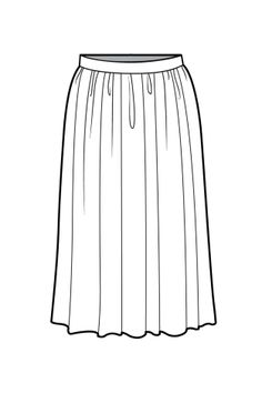 A/W 15/16 Design Direction: Womenswear skirts