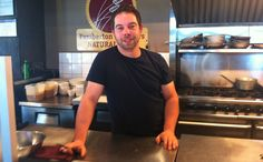 Burger Meister Randy Jones goes for familiar food with high-quality ingredients. Chef's Choice, Favorite Recipes, Food, Essen, Meals, Yemek, Eten