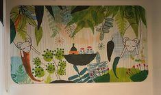 Jane Reiseger art at RCH