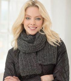 Simplicity Crochet Scarf