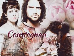 For the #Constagnan fans - especially @MrsAthos  #TheMusketeers @lucapasqualino @TamlaKari (graphic by me - cathelms)