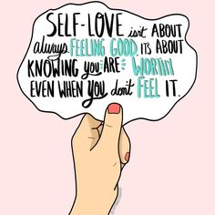 """""""Self/love isn't about always feeling good. It's about knowing you are WORTHY even when you don't feel good.""""<br /><br />▶ DETAILS<br """" print ready for framing (frame not included)<br /> Motivacional Quotes, Self Love Quotes, Words Quotes, Life Quotes, Sayings, Qoutes, Body Positive Quotes, Positive Art, Self Love Affirmations"""