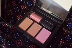 NARS BLUSH, CONTOUR AND LIP PALETTE top row