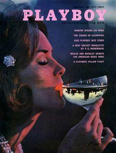 【小粋なエロ】60年代のPLAYBOY表紙まとめ - NAVER まとめ