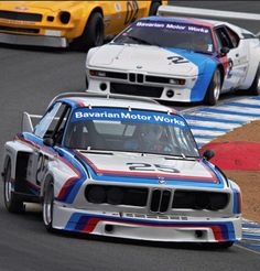 """""""One of the race cars that really made me take notice"""" KB 1975 BMW 3.0 CSL"""
