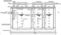 Fosa septica din beton - Cum se face o fosa septica betonata? Septic Tank Design, Septic Tank Systems, Septic System, Save Water Quotes, Outdoor Toilet, Civil Construction, Pool Care, Concrete Walkway, Shipping Container House Plans