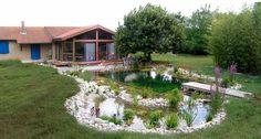Votre piscine naturelle après travaux