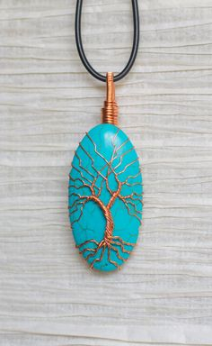 Hey, I found this really awesome Etsy listing at https://www.etsy.com/listing/204745791/tree-of-life-copper-wire-wrapped-natural