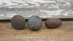 ornate primitive decor of the late 1800's | Antique Door Knobs Ornate Brass and Copper Door Handles Late 1800s