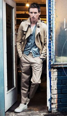 Eddie Redmayne covering Madame Figaro (source  bespokeredmayne )           Photos by Simon Emmett for Madame Figaro , March 2017   (sourc...