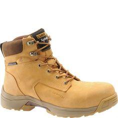 LT651 Carolina Men's WP Safety Boots - Wheat