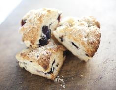 Sweet and Tangy Blueberry Scones Recipe, Anyone?