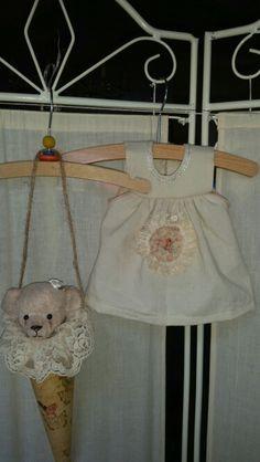 Teddyberen kleding
