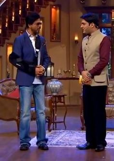 Comedy Nights with Kapil (Sharma) old pic