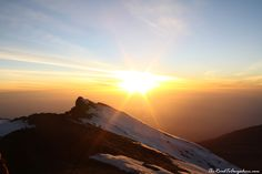 Sunrise at Stella Point on the summit of Mount Kilimanjaro. Check out Brigette's review of Andrew McCarthy's The Longest Way Home: One Man's Quest For The Courage To Settle Down here: http://chaptersandscenes.wordpress.com/2014/07/11/brigette-reviews-the-longest-way-home/