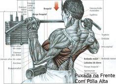 #puxadaafastada #costas #musculção #fitness