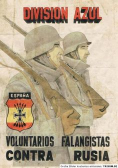 "Spain WW2  ""Volunteers against Russia"" - Visit to grab an amazing super hero shirt now on sale!"