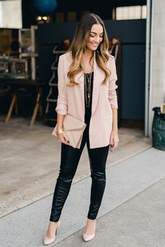 Hooded Printed Coat – Buy Online Dress 75 Formal business attire with pants for women Business Attire For Young Women, Summer Business Attire, Formal Business Attire, Business Dress, Business Fashion, Business Women, Business Wear, Pink Blazer Outfits, Casual Work Outfits