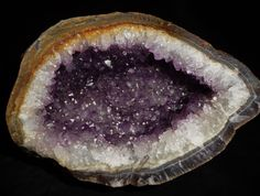DINO: Beautiful Giant Natural AMETHYST CRYSTAL GEODE from Brazil - 13 lbs.