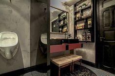 Fotos de banheiros reformados com pastilhas