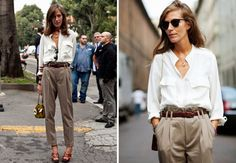 THE FASHION PACK: AURORA SANSONE | My Daily Style en stylelovely.com