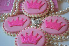 Princess Crown Cookies | Flickr - Photo Sharing!