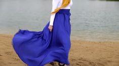 We love how this skirt floats in the wind😍🙌🏼 #mizaangermany #lebdirisisters #modest #modestfashion #designer #fashionlabel