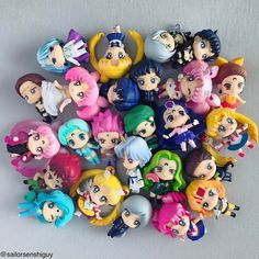 Well, looks like I'm gonna start a new collection! These are so cute!