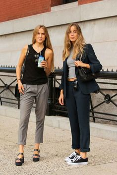 Normcore Street Style- Normal Outfit Trend
