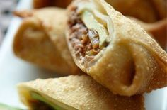 mexican-style egg rolls