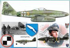 Messerschmitt Me 262 Schwalbe / Sturmvogel