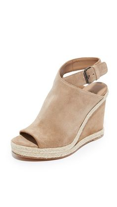 Vince Evangeline Wedge Sandals | SHOPBOP
